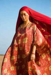 Wayuu-Frau