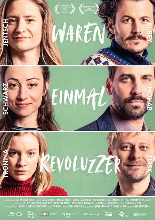 Plakat Revoluzzer